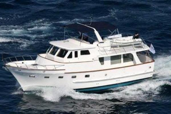 Defever 49' 49 Pilothouse 2018