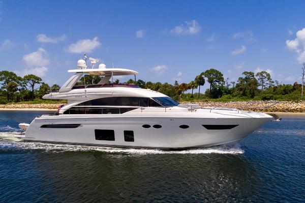 68' Princess Flybridge 68 Motoryacht 2015 | CLARITY
