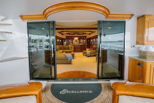 2010 Richmond Yachts 150' Tri-Deck Motor Yacht EXCELLENCE | Picture 6 of 74