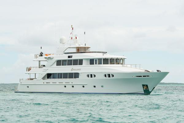 150' Richmond Yachts Tri-deck Motor Yacht 2010 | Excellence