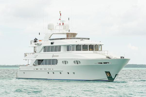 2010 Richmond Yachts 150' Tri-Deck Motor Yacht EXCELLENCE | Picture 3 of 74