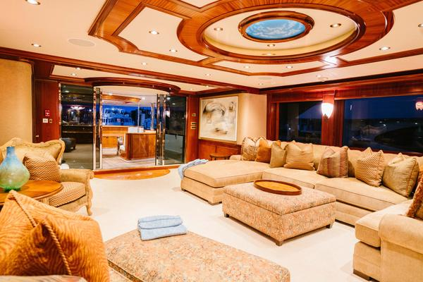 2010 Richmond Yachts 150' Tri-Deck Motor Yacht EXCELLENCE | Picture 2 of 74