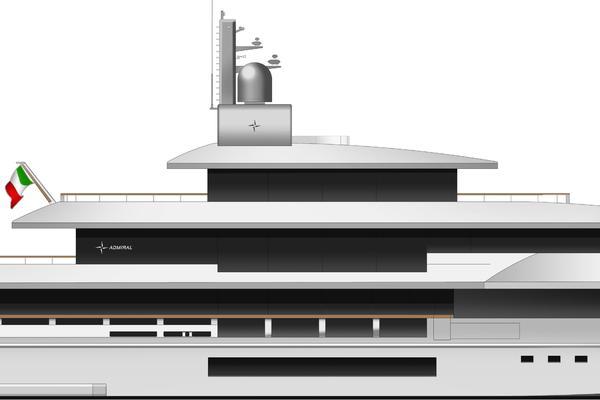 213' Admiral Explorer 65 2018 | Momentum 65m