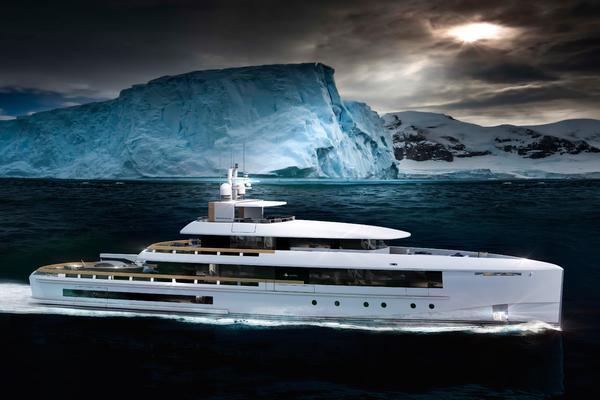 164' Admiral Explorer 50 2018 | MOMENTUM 50M