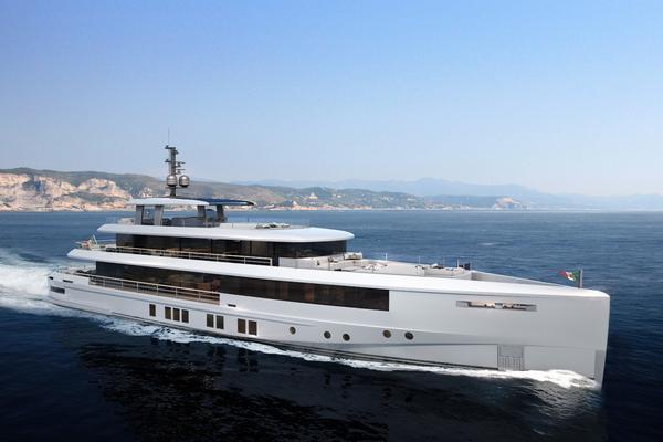 149' Admiral Explorer 45 2018 | Momentum 45m