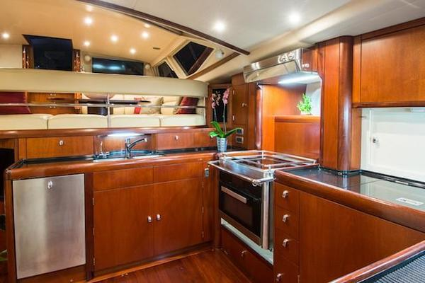 2005Oyster 82 ft Oyster 82 04   Pandemonium