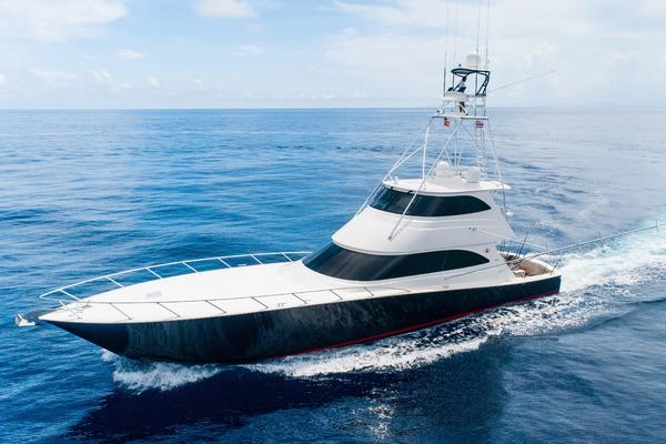 70' Viking 70 Enclosed Bridge 2015 | Grand Duke