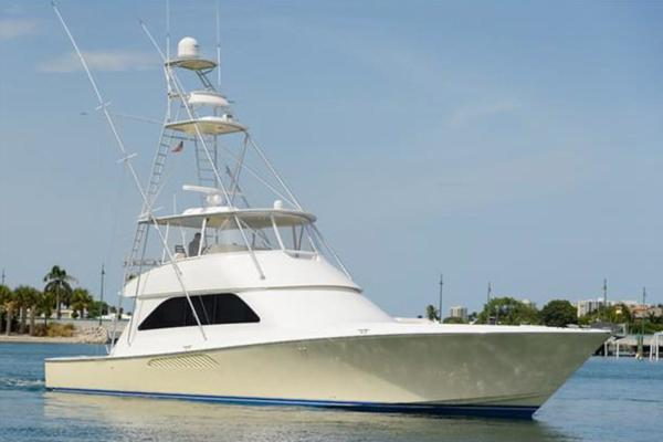 64' Viking Convertible 2007 | Catch'm