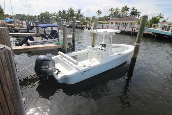 Yellowfin 26' 26 Hybrid 2016
