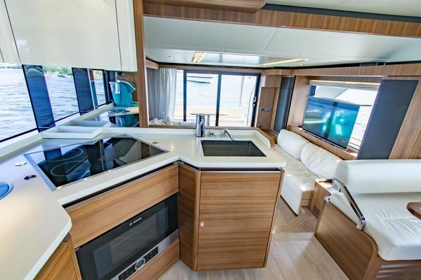 2018 Absolute 58' NAVETTA  | Picture 8 of 49