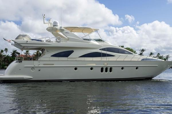 80' Azimut 80 Carat 2003 | Anchor Management
