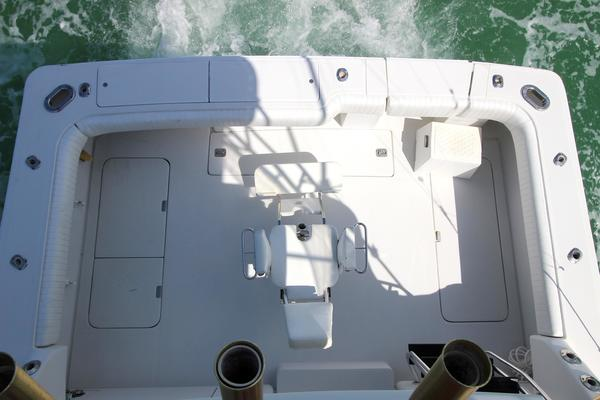 2001Luhrs 40 ft Convertible   Luhred In