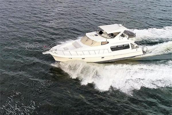 57' Mckinna 57 Pilothouse 2001 | Yolo