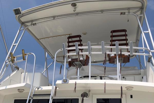 1994 Hatteras 54' 54 Convertible Sophia Marie | Picture 8 of 35