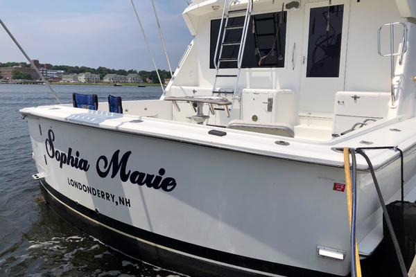 1994 Hatteras 54' 54 Convertible Sophia Marie | Picture 4 of 35