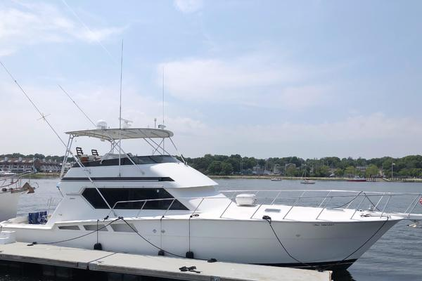 photo of 54' Hatteras 54 Convertible 1994