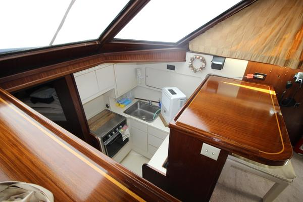 1988Hatteras 40 ft Double Cabin   Yankari