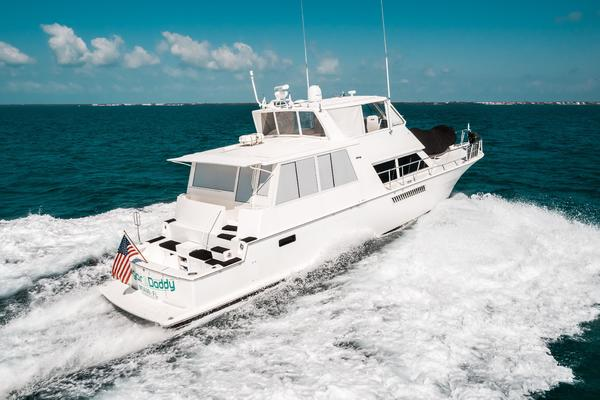 1996Viking 60 ft 60 Motor Yacht   Sugar Daddy