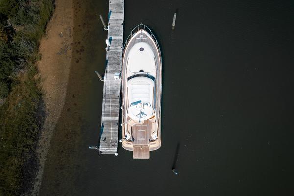 2008Mochi Craft 44 ft 44 Dolphin   La Dolce Vita