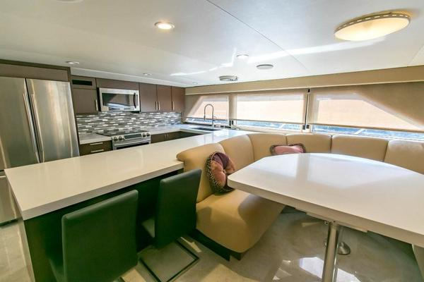 1990 Broward 100' Raised Bridge Motor Yacht AUDACITY | Picture 5 of 58