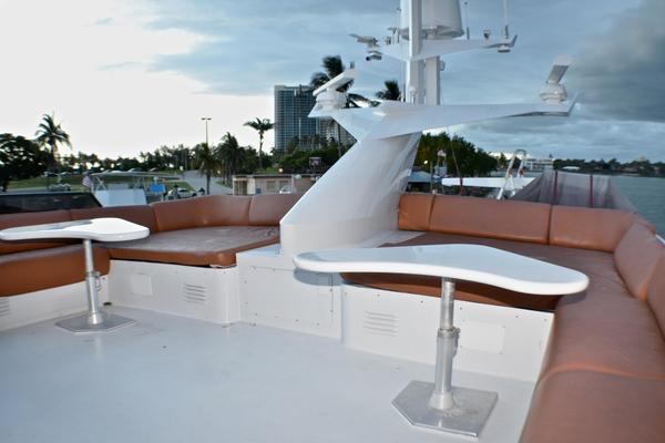 1990 Broward 100' Raised Bridge Motor Yacht AUDACITY | Picture 8 of 58