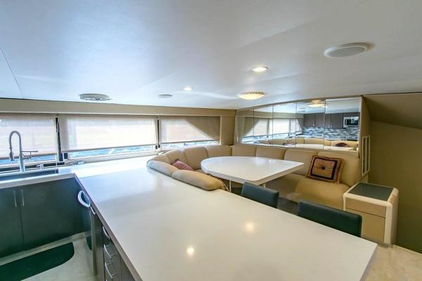 1990 Broward 100' Raised Bridge Motor Yacht AUDACITY | Picture 7 of 58