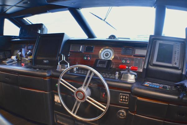 1990 Broward 100' Raised Bridge Motor Yacht AUDACITY | Picture 1 of 58