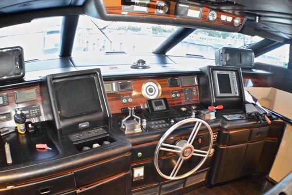 1990 Broward 100' Raised Bridge Motor Yacht AUDACITY | Picture 2 of 58