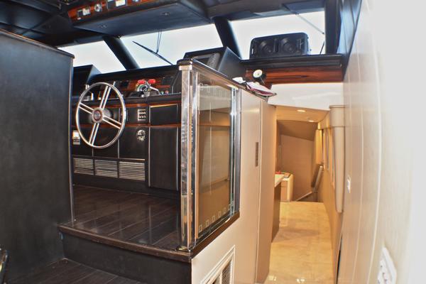 1990 Broward 100' Raised Bridge Motor Yacht AUDACITY | Picture 3 of 58