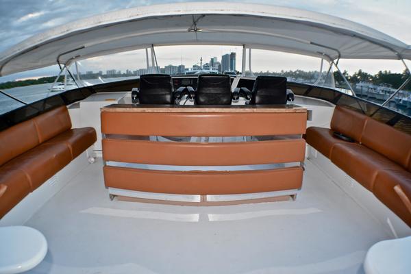1990 Broward 100' Raised Bridge Motor Yacht AUDACITY | Picture 6 of 58