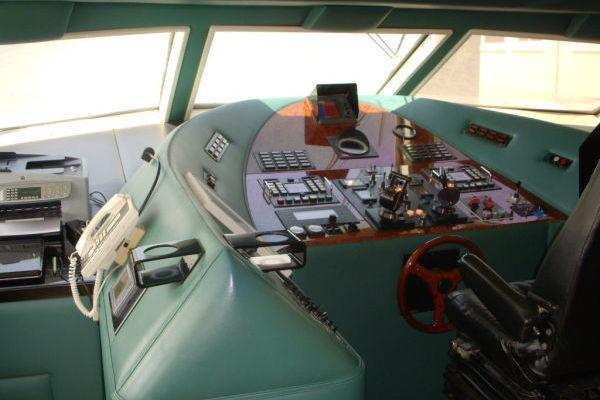 1988 Denison 115' High Speed Motoryacht THUNDERBALL | Picture 3 of 21