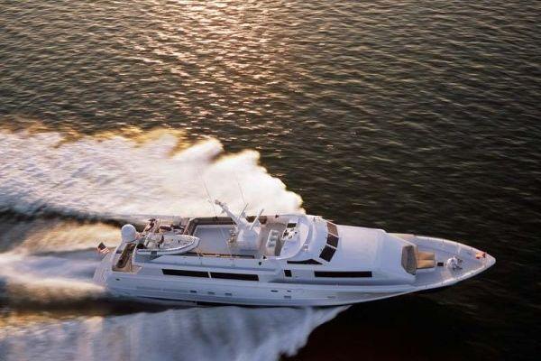 1988 Denison 115' High Speed Motoryacht THUNDERBALL | Picture 7 of 21