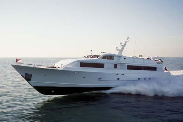 115' Denison High Speed Motoryacht 1988 | THUNDERBALL