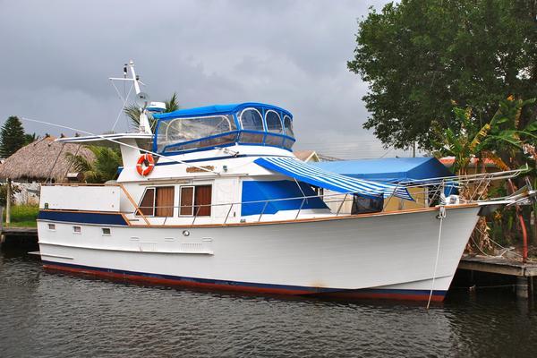 Ocean Alexander 43' Sundeck 1985