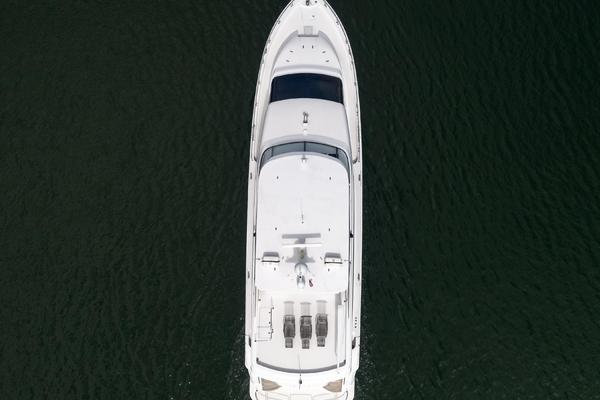 Picture Of: 80' Hatteras 80 Motor Yacht 2013 Yacht For Sale | 4 of 66