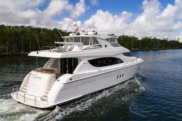 Picture Of: 80' Hatteras 80 Motor Yacht 2013 Yacht For Sale | 3 of 66