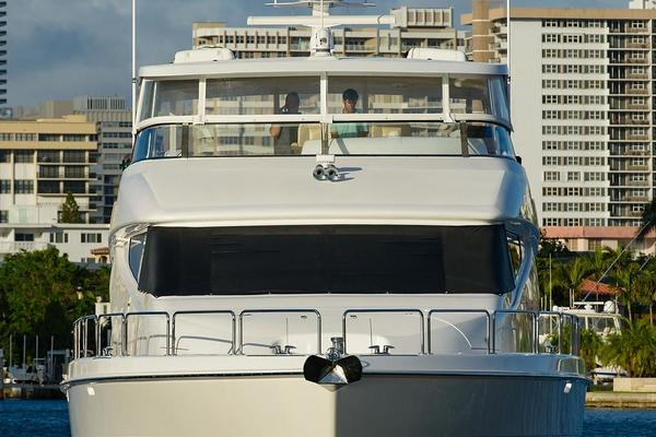 2013 Hatteras 80' 80 Motor Yacht  | Picture 5 of 66