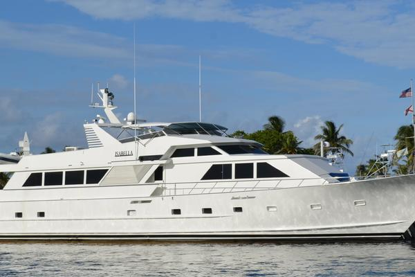 Picture Of: 104' Broward Cockpit Motor Yacht 1989 Yacht For Sale | 2 of 74
