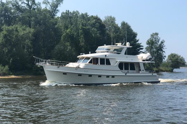 59' Grand Banks Aleutian Rp 2008 | Home James