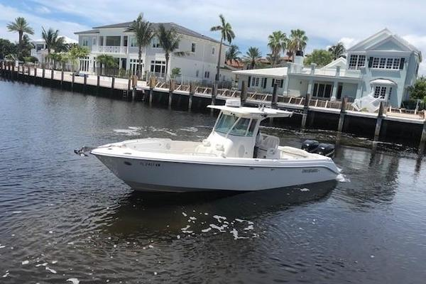 2009Everglades 29 ft 290 CC