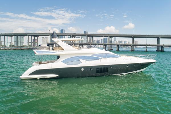 Azimut 70 Flybridge Trade In