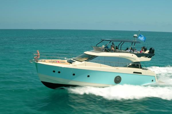 60' Monte Carlo MC6 Flybridge 2016 | Fair Dinkum