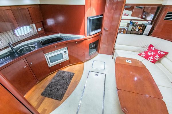 2008Fairline 47 ft Targa 47