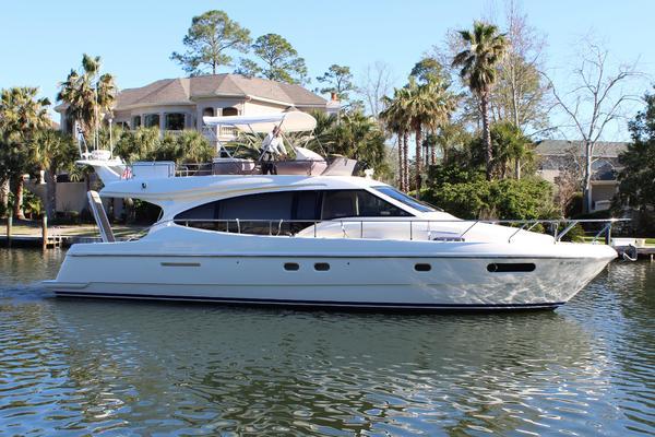 Ferretti Yachts 470