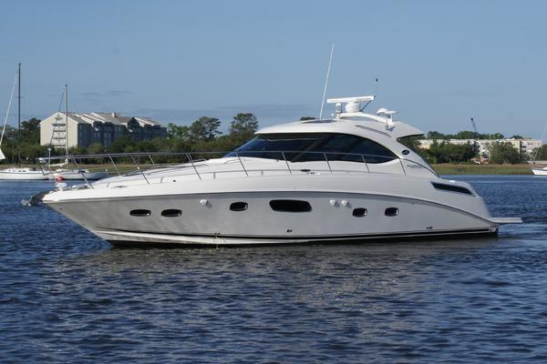 Sea Ray 47' 470 Sundancer 2012