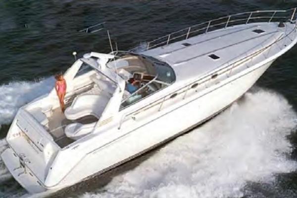 Sea Ray 50' 500 1993