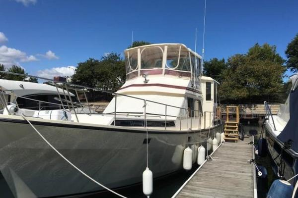 President 43' 43 Double Cabin 1986