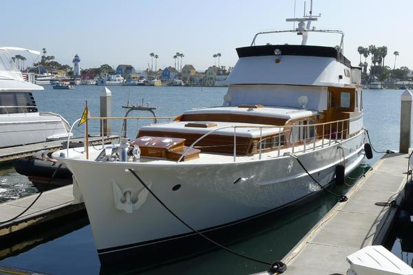 Picture Of: 68' De Vries Lentsch 68 Motoryacht 1953 Yacht For Sale | 2 of 103