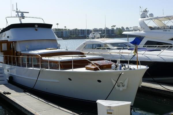 Picture Of: 68' De Vries Lentsch 68 Motoryacht 1953 Yacht For Sale | 1 of 103
