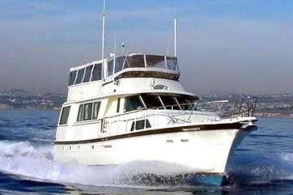 Hatteras 58' 58 Motor Yacht 1979